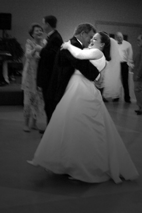 father-daughter dance - Destination Weddings